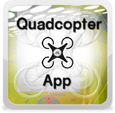 Quadcopter App for AndroidOS
