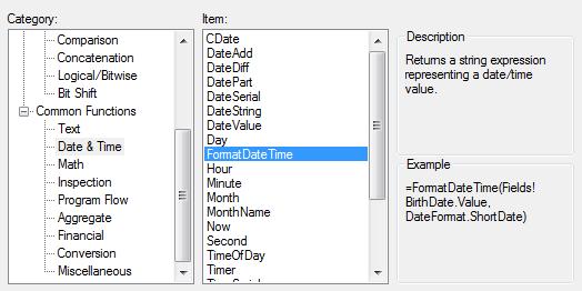 Formatting a date in an MDX query @ Joel Lipman  Com
